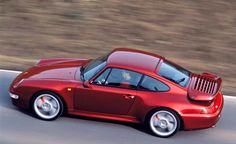 Porsche 911 Turbo (993) 1993