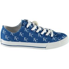 Women's Kansas City Royals Row One Victory Sneakers