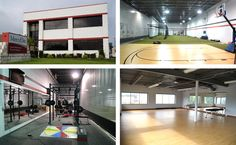 St. Mary Mercy Hospital's Sports Performance Facility Open for Business #grangerconstruction #healthcare #sports #sportsperformance #livonia #michigan #granger