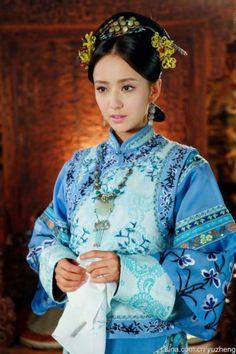 Jade Palace Lock Heart 《宫锁心玉》- Tong Li Ya
