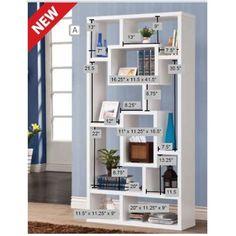 Found it at Wayfair - Vaccaro Cube Unit Bookcase Living Room Bookcase, Bed Design Modern, Shelves, Bedroom Design, Bookcase, Classic Furniture Design, Living Room Partition Design, Beautiful Living Rooms, Living Room Tv Unit Designs