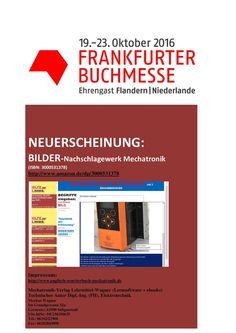 Ein Bild Sagt Mehr Als Tausend Worte: Lexikon Technik, Frankfurter Buchmesse