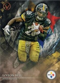 2014 Topps Valor #118 Le'Veon Bell Front