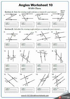Area free printable grade math geometry worksheets fourth grade geometry worksheets math awesome 4 7 free . beginning geometry worksheets free Year 7 Maths Worksheets, Geometry Worksheets, Math Resources, Printable Worksheets, Year 5 Maths, Free Printable, Printable Coloring, Printables, Gcse Maths Revision