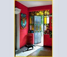 Decori vintage per le pareti di casa