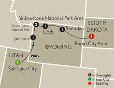 Northern National Park tour - Monograms® Travel