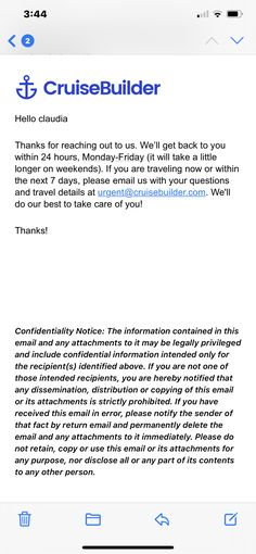 Cruise Insurance, Monday Friday, Thankful