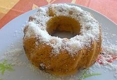Paleo kókuszos-csokis kuglóf Stevia, Doughnut, Food, Cukor, Essen, Meals, Yemek, Eten