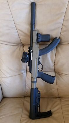 SBR'ing a Ruger 10/22 Charger, what stock? -Loading that magazine is a pain! Get your Magazine speedloader today! http://www.amazon.com/shops/raeind