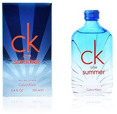 Let the original Unisex Perfume Ck One Summer Calvin Klein EDT surprise you! This exclusive unisex perfume is ideal for both men and women. Discover the original Calvin Klein products! Calvin Klein One Summer, Ck One Summer, Calvin Klein Ck One, Summer Sun, Perfume Calvin Klein One, Yves Saint Laurent, Senior Day, Unisex, Best Brand