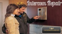 Top Locksmith Service is a complete solution for your intercom repair. They specialize in corporate, commercial, residential intercom repair and installation.