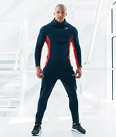 Gymshark is a leading, active apparel brand delivering superior gym, fitness and sports clothing and accessories. Shop Gymshark now. Be a visionary. Gym Leggings, Workout Leggings, Workout Shirts, Workout Clothing, Fitness Clothing, Mens Fitness, Gym Fitness, Hard Work And Dedication, S Man