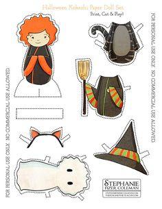 Pinzellades al món: Disfressats a Halloween / Disfrazados en Halloween / Dressed in Halloween