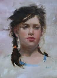 richard schmid portrait - Google Search