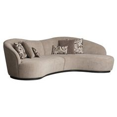 With its curved form, Don Ignacio is a unique modular sofa concept. While not forgetting that comfort remains essential to any design object, Don Ignacio Modular Lounges, Modular Sofa, Luxury Interior, Interior Design, Mid Century Design, Mid-century Modern, Contemporary, Modern Furniture, Branding Design