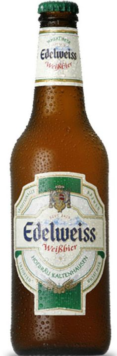 Edelweiss Hefetrüb Weissbier
