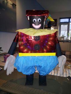 Zwarte Piet suprise