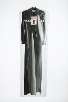 """Acne Studios Unveils Its Super Limited Edition """"Showpiece Prototype"""" Collection Fashion Packaging, Fashion Branding, Fashion Beauty, Girl Fashion, Fashion Design, Corporate Website Design, Identity, Clothing Labels, Traditional Looks"""