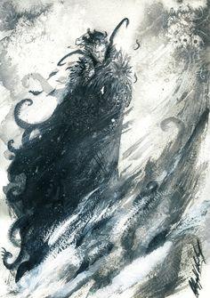 http://www.deviantart.com/art/He-Returned-A-Grim-Darkness-618747739