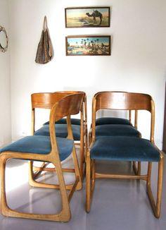 Retro Table de bar table tracteur rouge tracteur Oldtimer-Design Table en bois