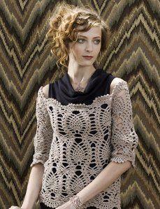 Off the Shoulder Sweater free crochet pattern
