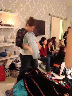 Clothing Swap Party…. FABULOUS IDEA .. ladies night!!!