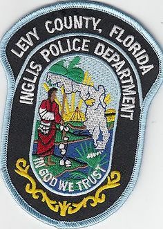 INGLIS-POLICE-DEPARTMENT-SHOULDER-PATCH