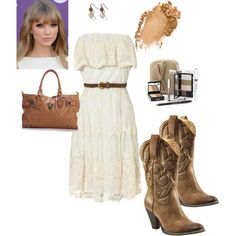 We all have a little country girl in us! ;)