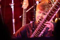A true musician, watching him play sitar is beautiful.  True art.  Love my friend, Roger Lipson.