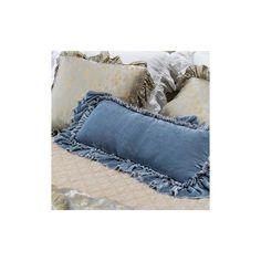 Bella Notte Linens Loulah Throw Pillow