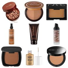Bronzers For Fall.......