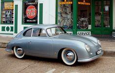 1950 Porsche 356 picture, exterior