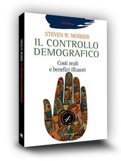 Belluccidesign » Cover book | Il controllo demografico