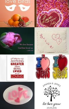 Show Me Some Love  (2) -- CIC Treasury Challenge  by Paula on Etsy--Pinned with TreasuryPin.com