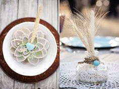 BOHO STYLE WEDDING: Styling and Décor: Ninirichi Style Studio l Co-ordinator: Tickled Pink l Photographer: As Sweet As Images l Videographer: Free The Orange l Make-up: Makeup by Monique l Venue: The Copper House Manor l Dress: Biji Couture l Stationery: Chrystalace l Beauty: El Shaddai Wellness l Hair: Tangles l Catering: Essence Catering  l Bride Model: Mienkie Pinchen l Groom Model: Craige Greer l Accessories: Miss She Vious l Ceremony Chairs: First Impressions l Plants: Life Creations Plant Centerpieces, Copper House, Desert Rose, Wedding Styles, Catering, Boho Fashion, Stationery, Table Decorations, Studio