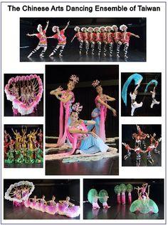 2014 - The Chinese Arts Dancing Ensemble of Taiwan