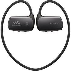 Mp3 Player Sport Sony NWZWS613B, 4GB, Waterproof, Bluetooth, Negru