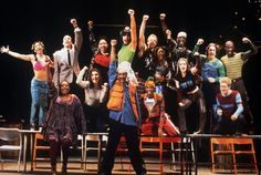 RENT! <3 I absolutely LOVED being in this musical. Cried the last night with the whole cast.
