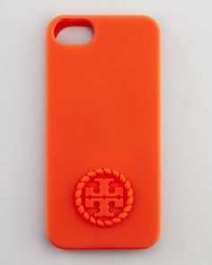 City Silicone iPhone 4 Case by Tory Burch at Neiman Marcus.