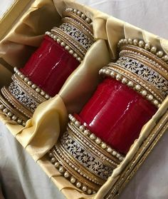 Indian Bridesmaid Dresses, Indian Bridal Outfits, Indian Bridal Fashion, Indian Jewelry Sets, Indian Wedding Jewelry, Bridal Bangles, Bridal Jewelry, Chuda Bangles, Bangle Ceremony