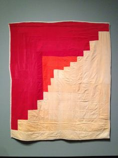 Gee's Bend Quilt exhibit, May 2012, Nashville.  Posted by Laura Hutson