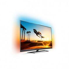 "LED 65 Philips 65PUS7502  Televisor LED 4K ultraplano con tecnología Android TV  con Ambilight en 3 lados    164 cm (65"")  Televisor LED 4K Ultra HD  Quad Core, 16 GB y ampliable  DVB T/C/T2/T2-HD/S/S2"
