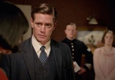 DI Jack Robinson (Nathan Page) from 3rd season ep 'Game, Set & Murder'. Miss Fisher's Murder Mysteries.
