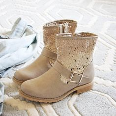 Owen Lace Boots, Sweet & Rugged boots from Spool No.72   Spool No.72