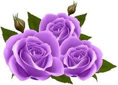 Rose Images, Rose Pictures, Art Images, Rose Clipart, Flower Clipart, Purple Roses, White Roses, Festa Moana Baby, Clip Art