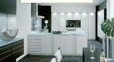 http://www.oxfordkitchens.co.uk/contemporary-kitchens With a large showroom based in Wootton Nr Abingdon, Oxford we do have several displays of contemporary styled kitchens on show in room settings. 1st Floor, 1b Besselsleigh Rd, Wootton, Oxfordshire, OX13 6DN