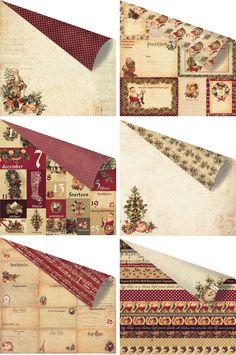 Prima Summer Sneak Peeks: Victorian Christmas!