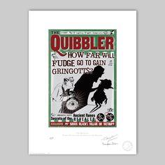 MinaLima: The Quibbler