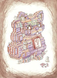 Manekitties by Rebecca Clements (kinokofry). User Profile, Deviantart, Illustration, Illustrations
