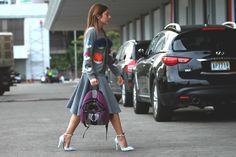 Street Style Panam� Fashion Week